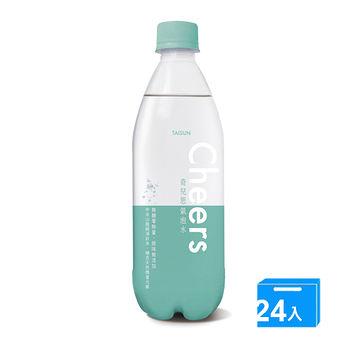 CHEERS氣泡水 500ml*24
