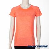 SKECHERS 女短袖衣 - GWPTT441COMES