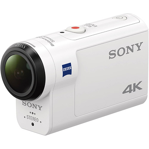 SONY FDR-X3000 4K 運動攝影機(公司貨)-加送64G記憶卡+專用電池x2+專用座充+清潔組+小腳架+讀卡機+保護貼