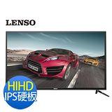 LENSO 32型IPS硬板護眼低藍光LED液晶顯示器+視訊盒 32LS-13F