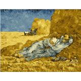 ArtLife藝術生活【DT085】梵谷 午睡 DIY 數字 油畫 彩繪 40*50cm