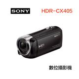 SONY HDR-CX405 數位攝影機 公司貨 送專用座充+專用電池+32G高速卡+吹球清潔組+攝影包