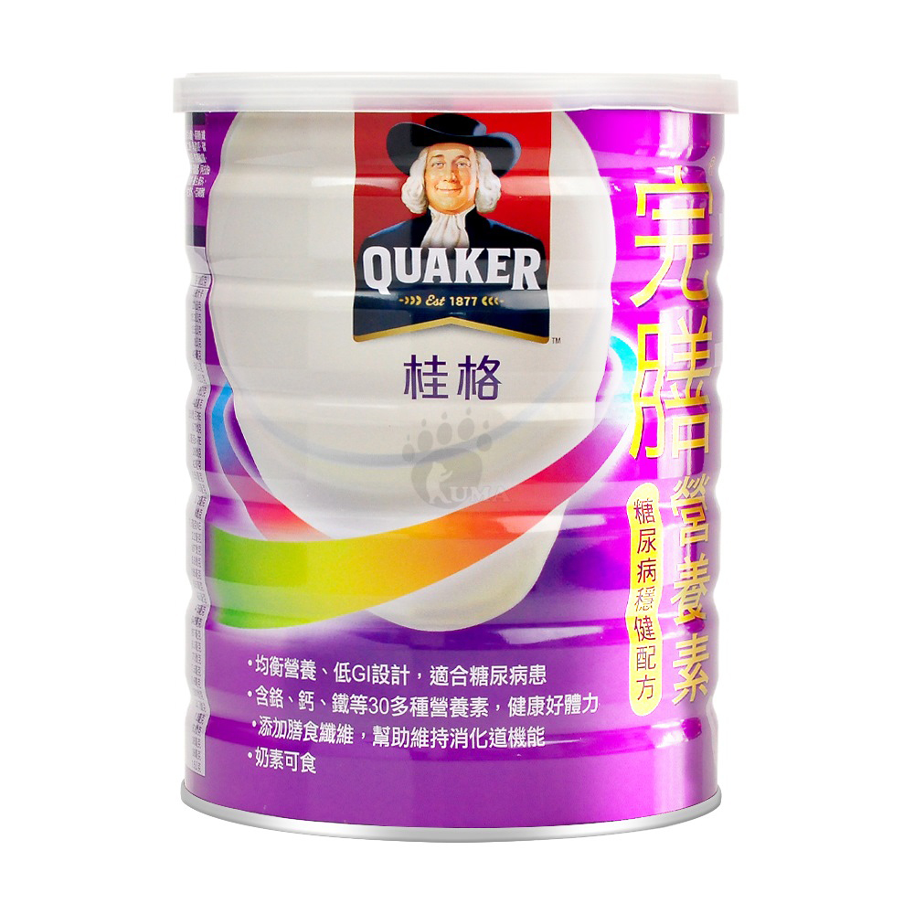 ~桂格~高鈣脫脂奶粉1.5公斤X3罐~ 贈奶粉包6包~