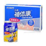 加贈4罐【三多】補体康高纖高鈣營養配方(1箱)