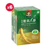 【桂格】養氣人蔘滋補液(60mlx6入/盒)X6