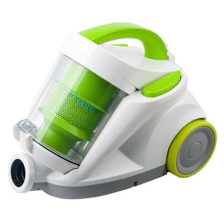 Opure 臻淨 雙HEPA旋風無袋式吸塵器  C2  蘋果綠 / 海洋藍 2色 -friDay購物