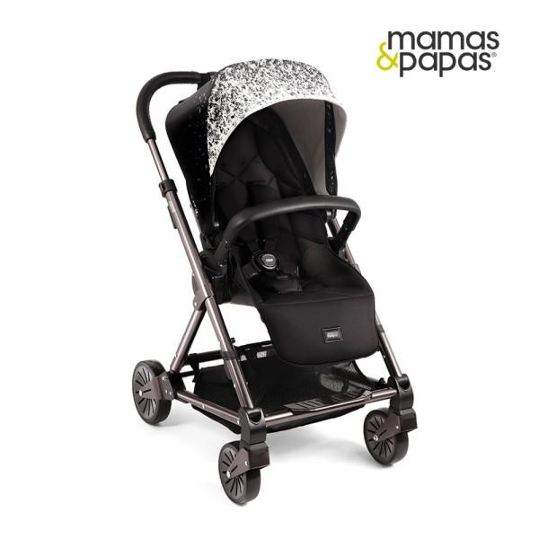 【Mamas & Papas】Urbo2 鈦金黑雙向手推車