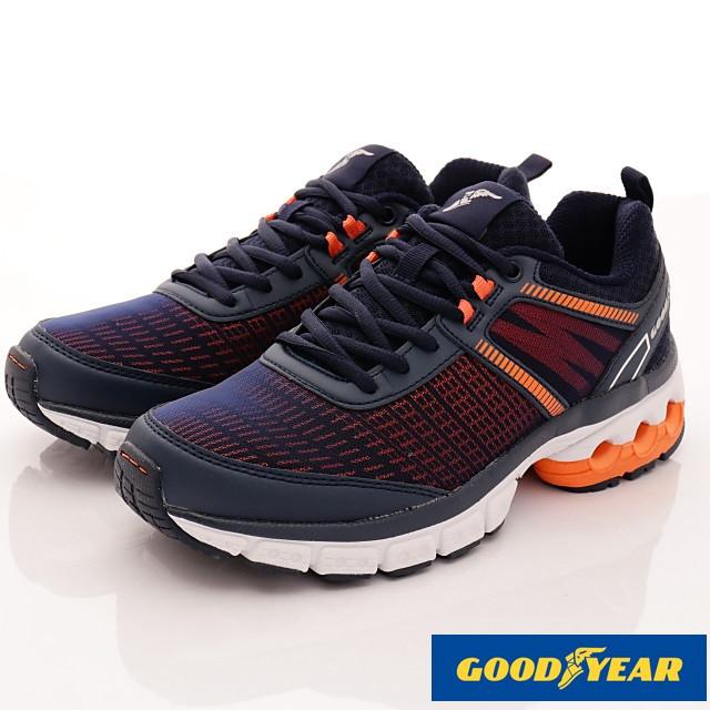 GOODYEAR戶外鞋-潮流運動款-(MR73363藍-男款-25.5-29cm)