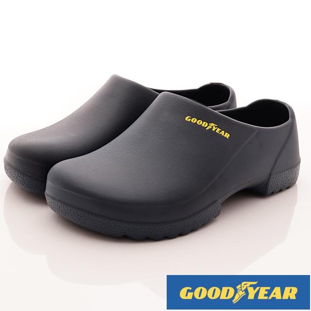 GOODYEAR戶外鞋-超輕量休閒工作便鞋-(MS73837藍-男款-24~28cm)