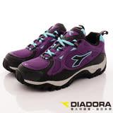 DIADORA義大利國寶鞋-動能運動鞋款-WO3117紫-女段-(23cm-24.5cm)