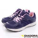 DIADORA義大利國寶鞋-動能運動鞋款-WJ3767紫-女段-(23cm-25cm)