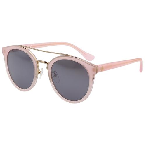 Calvin Klein-水銀面 太陽眼鏡(粉紅色)CK4339SK