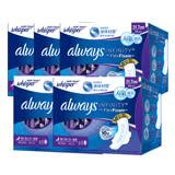 【好自在Whisper】INFINITY液體衛生棉 超長夜用31.7cm(10片x5包)/組
