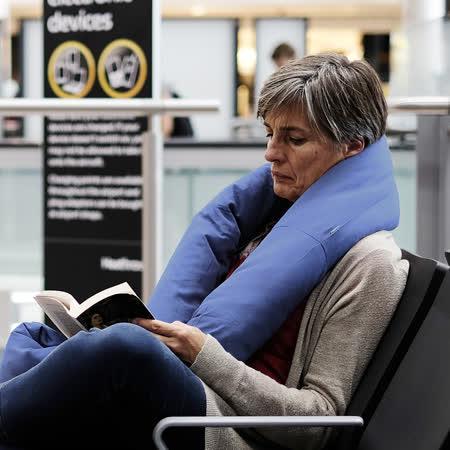 Huzi Infinity Pillow  多功能百變頸枕