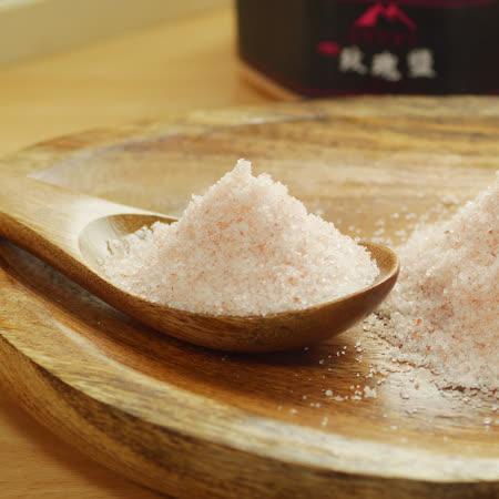 喜馬拉雅山 玫瑰細鹽6件組