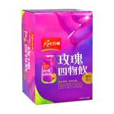 【桂格】天地合補玫瑰四物飲6瓶裝(盒) 添加膠原蛋白