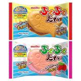 日本 meito 名糖鯛魚燒餅乾 巧克力/草莓 單入 全新品