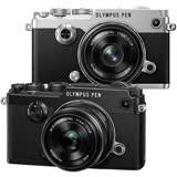 OLYMPUS PEN-F 17mm F1.8 KIT (公司貨) 隨貨贈送 64G卡+原電+副電+保護鏡+相機包+吹球+拭鏡布+拭鏡筆+清潔組