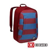 OGIO LEWIS 15 吋路易士輕量電腦後背包(紅藍紋)