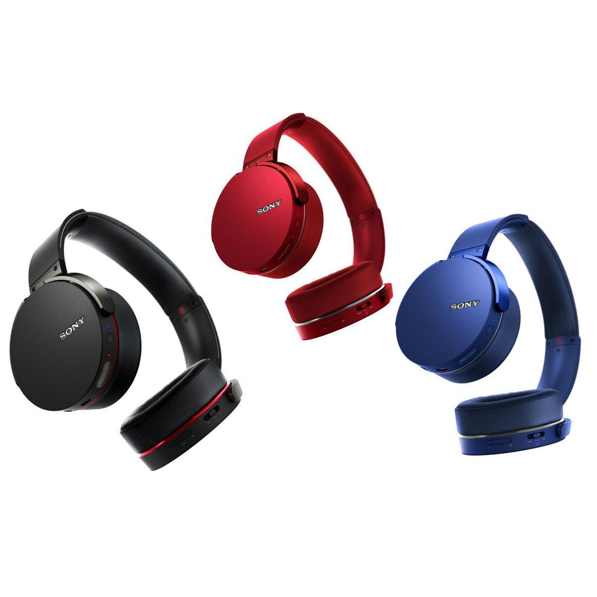 SONY MDR~XB950B1 無線耳機 EXTRA BASS 藍芽 NFC 貨