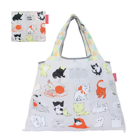 日本 Prairie Dog  設計包 - 貓咪日常