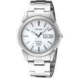 SEIKO精工 鈦超薄都會時尚手錶-白/37mm 7N43-0AS0S(SGG727P1)