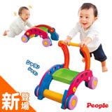日本People-新折疊式簡易學步車(具速度調節機能)(8m+)