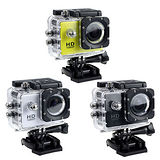 X-SHOT 1080P高畫質機車行車紀錄運動攝影機