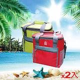 ★2件超值組★GRIZZLY 保冷袋 GLB1900R-綠(19L)