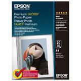 EPSON S041287 A4 優質相片紙 210X297mm 255gm  (20入/包)