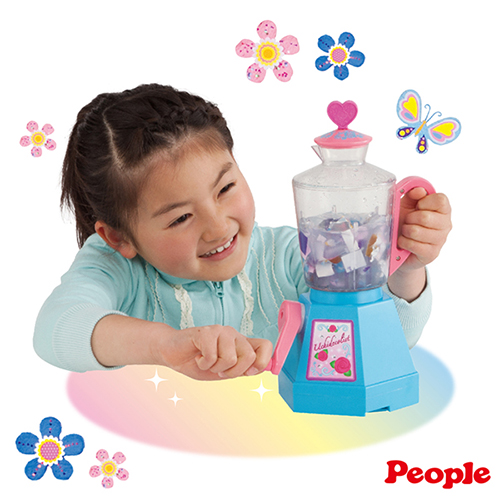 日本People-環保創意造紙機