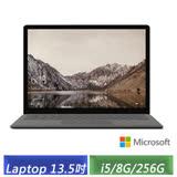 微軟 Microsoft Surface Laptop 13.5吋 (Core i5/8G/256G/墨金色)-【送微軟無線顯示轉接器+三星Level In ANC 有線降噪耳+微軟滑鼠+筆電保護套】