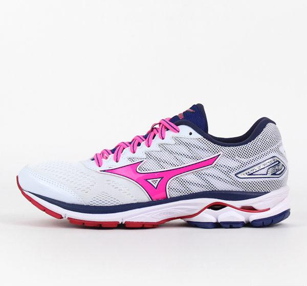 MIZUNO 女 RIDER 女慢跑鞋 美津濃 慢跑鞋- J1GD170366