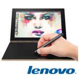 Lenovo Yoga book 10.1吋 FHD Z8550/4G/64G/WIN 10 金 超薄二合一平板電腦 贈 10吋 聯想包、7-11禮卷100元