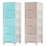 IDEA-日系五層抽屜衣物玩具收納櫃