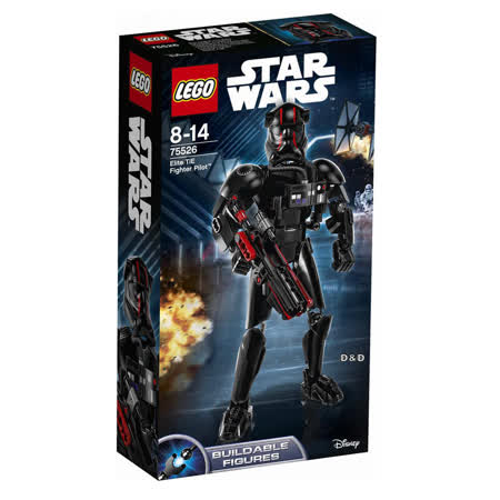 樂高積木 LEGOSTAR WARS 星際大戰系列 - Elite TIE Fighter Pilot