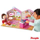 日本POPO-CHAN配件-會說話的廚房客廳組合