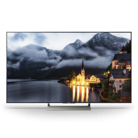 【SONY】55吋4K智慧連網電視 KD-55X9000E (含視訊盒)