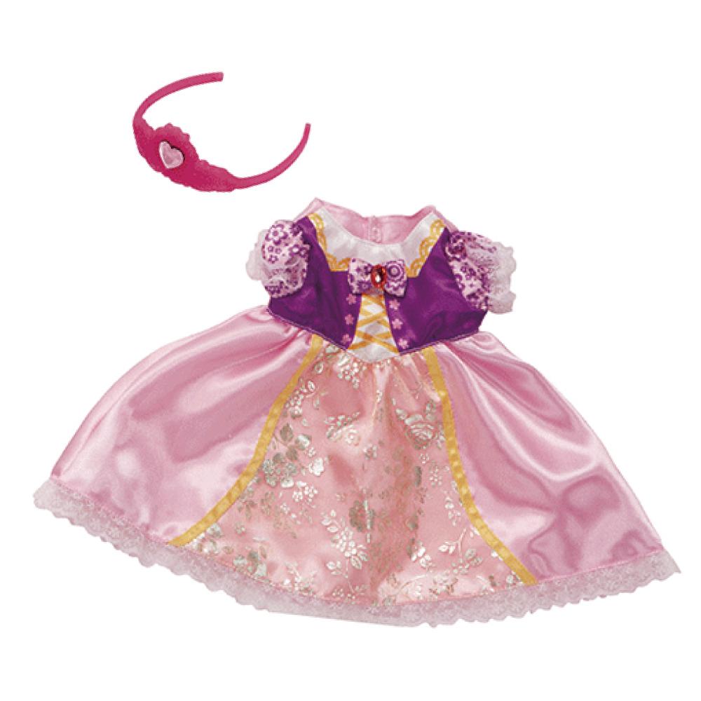日本POPO-CHAN配件-小公主造型洋裝組合