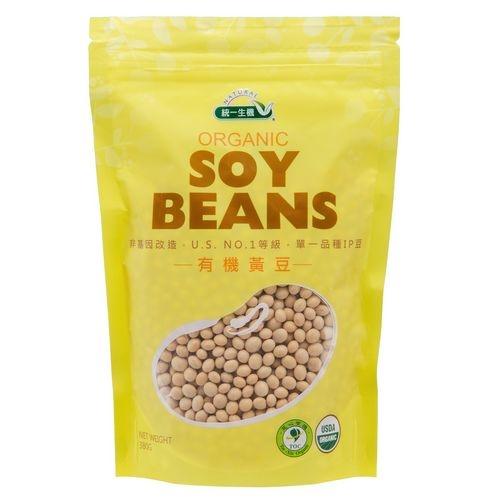[統一生機]有機黃豆(380g)