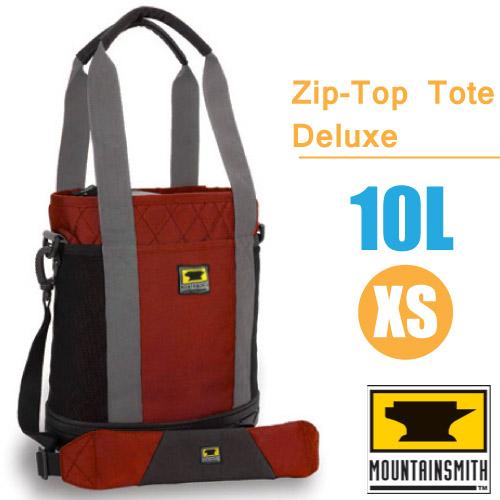 【美國 MountainSmith】Zip-Top Tote Deluxe 時尚多功能可提可背置物包10L(XS).單肩包.便利手提袋.置物袋/ 70138 紅