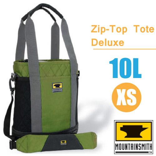 【美國 MountainSmith】Zip-Top Tote Deluxe 時尚多功能可提可背置物包 10L(XS).單肩包.便利手提袋.置物袋/ 70138 綠