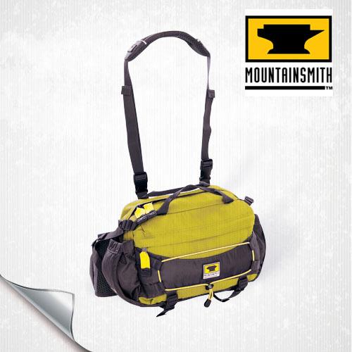【美國 MountainSmith】 TOUR TLS 8L 多功能中型腰包 / 筆電包.可後背臀包.適自行車.登山.健行.休閒旅遊/黃 D410037