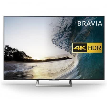 【SONY】55吋4K智慧連網電視 KD-55X8500E (含視訊盒)