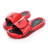NIKE 男鞋 拖鞋 JORDAN HYDRO V RETRO紅-555501601