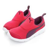 PUMA 童 慢跑鞋 PUMA BAO 3 MESH PS紅紫-18959906