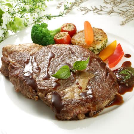 高雄寒軒國際飯店 茶苑美國特級牛排套餐