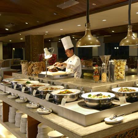 台東知本老爺酒店 那魯灣自助式晚餐