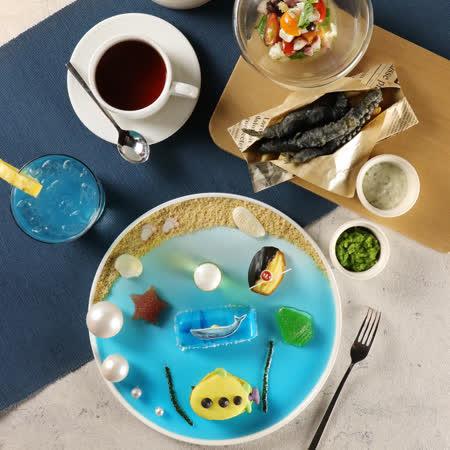 台北亞都麗緻 英式下午茶套餐2客