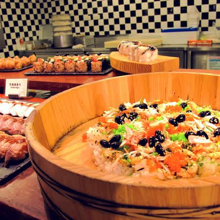台北凱撒大飯店平日自助吃到飽午餐券